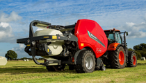 Find out how the revolutionary Kverneland FastBale works!
