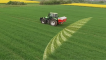 Kverneland GEOspread® - Perfect Spreading Result