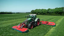 New Line of Front Mounted Mower Conditioners from Kverneland