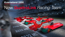 QuattroLink – Racecar Technology Applied for Mower Conditioners
