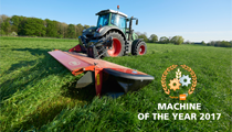 Vicon EXTRA 736T receives Machine of Year 2017 Award At SIMA